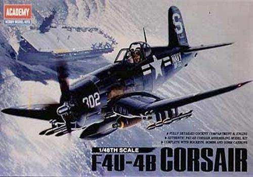 AC12267 VOUCHT F4U-4B CORSAIR (1/48)