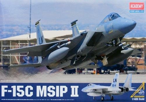 AC12221 F-15C MSIP II 1/48