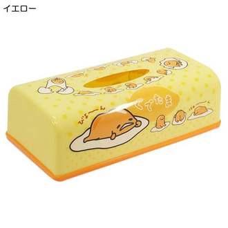 กล่องใส่ทิชชู่ Gudetama สีเหลือง