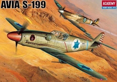AC2202 AVIA S-199 (1/48)