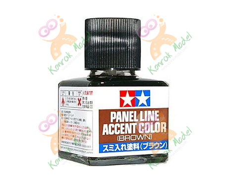 TA87132 Panel Line Accent Color - Brown 40ML
