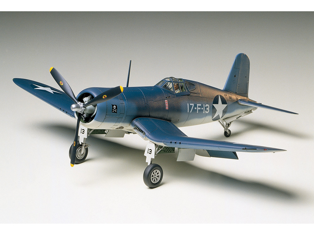 TA61046 Chance Vought F4U-1/2 Bird Cage Corsair 1/48