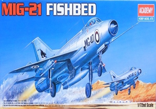 AC12442 MIG-21 FISHBED(1/72)
