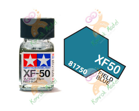 Enamel XF50 Field Blue 10ml