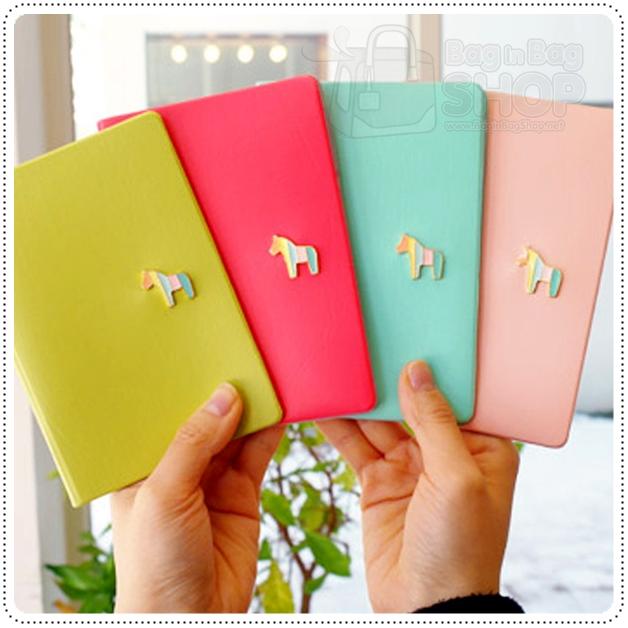 Pony Passport case ปกใส่หนังสือเดินทาง