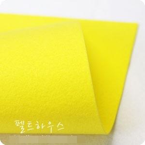 ผ้าสักหลาดเกาหลีสีพื้น hard poly colors 819 (Pre-order) ขนาด 90x110 cm/หลา