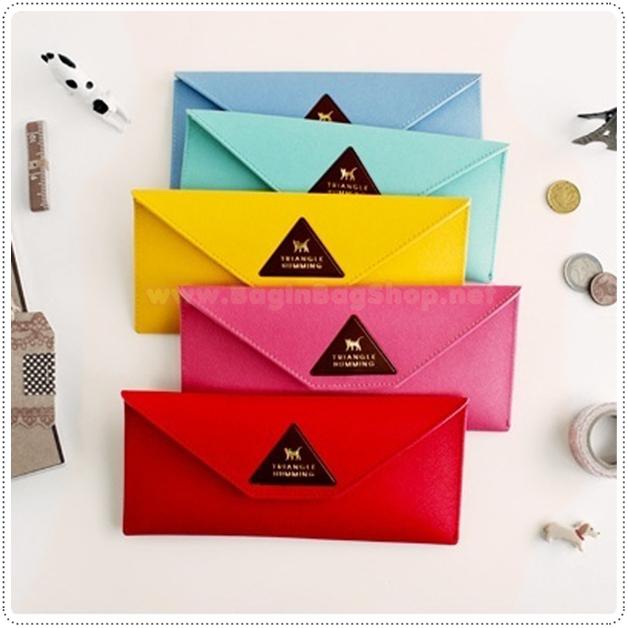 Triangle Humming Slim pocket