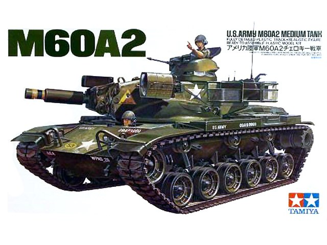 TA89542 U.S. Army M60A2 Medium Tank 1/35