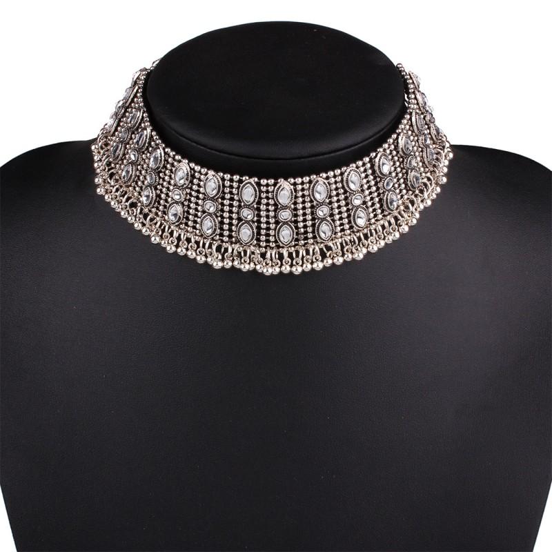สร้อยโชคเกอ Diamond Collar