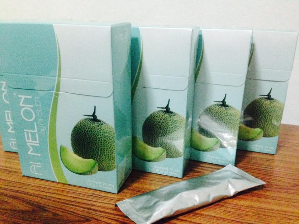 AI Melon by AI-SLEN เอไอ เมลอน ผอม สวย ใส ซองเดียวเอาอยู่