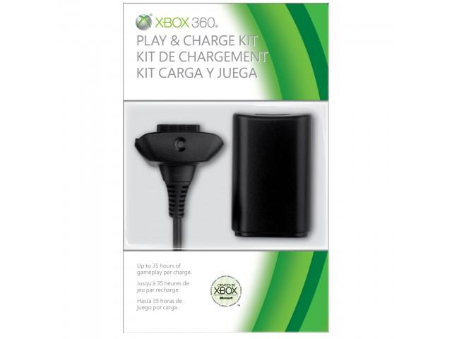 XBOX 360 BATTERY PACK - แบตเตอรี่สำหรับจอย Xbox 360 ไร้สาย