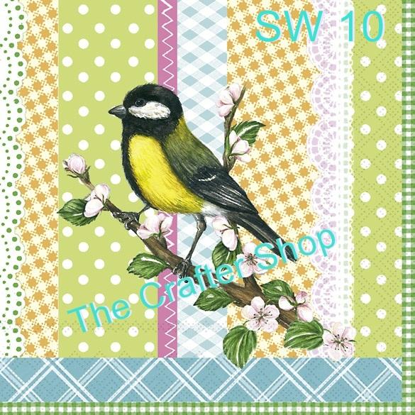Napkin Sweet Pac (รหัสสินค้า SW-10)