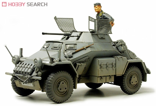 TA35270 German Armored Car Sd.Kfz.222 Special Edition 1/35