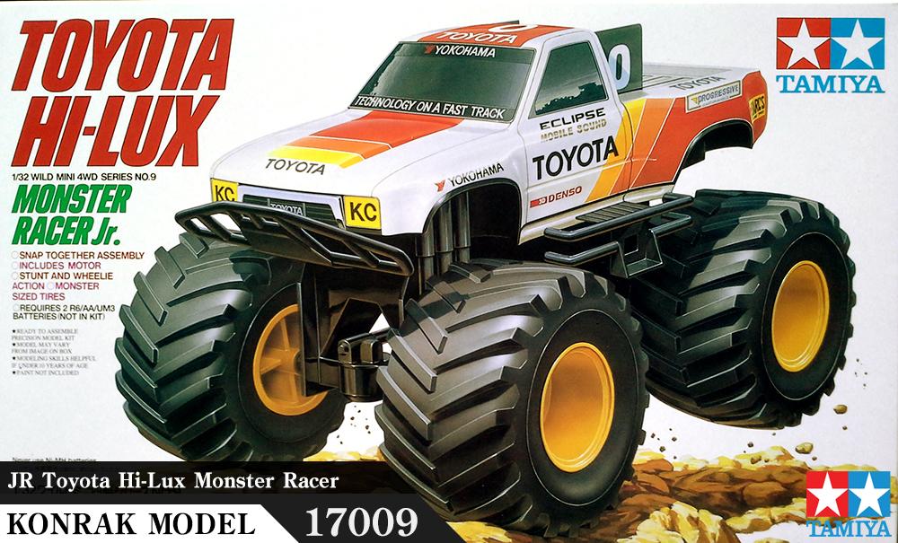 TA17009 JR Toyota Hi-Lux Monster Racer