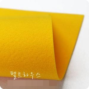 ผ้าสักหลาดเกาหลีสีพื้น hard poly colors 822 (Pre-order) ขนาด 90x110 cm/หลา