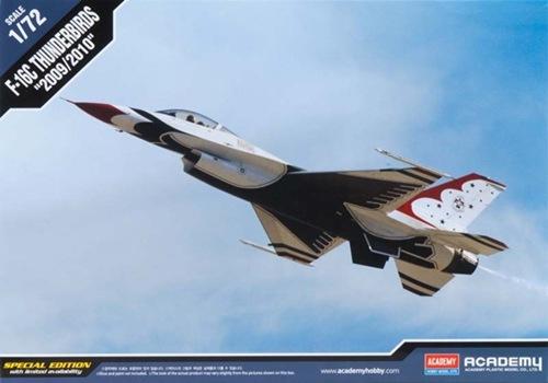 AC12429 F-16C THUNDERBIRDS 1/72