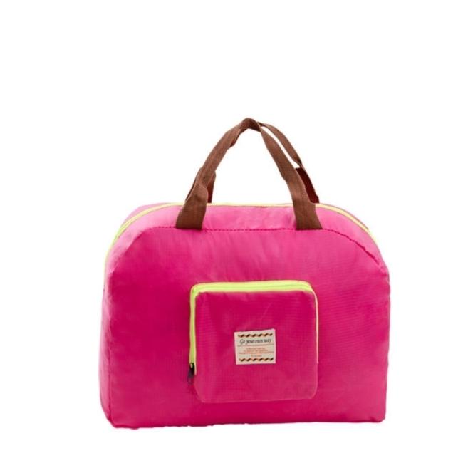 กระเป๋าเดินทางชนิดพกพา Waterproof Folding Travel Bag