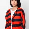 เสื้อคลุม Stripy Luxe