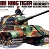 "TA35164 1/35 King Tiger ""Production Turret"""