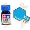 Enamel X23 Clear Blue 10ml
