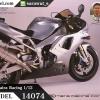 TA14074 Yamaha YZF-R1 Taira Racing 1/12