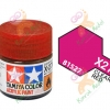Acrylic X27 Clear Red 10ml