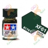 Enamel XF61 Dark Green 10ml