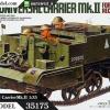 TA35175 British Universal CarrierMk.II 1:35