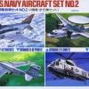 TA78009 1/350 U.S. Navy Aircraft #2 Kit