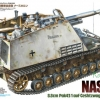 TA35335 Nashorn Heavy Tank Destroyer 1/35