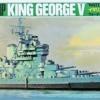 TA77525 British King George Battleship 1/700