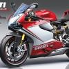 TA14132 Ducati 1199 Panigale S - Tricolore 1/12