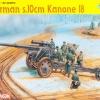 DRA6411 GERMAN 10 cm KANONE 18 (1/35)