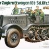TA35239 SCHWERER ZUGKRAFTWAGEN 18t FAMO 1/35