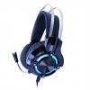 หูฟัง OKER X98 หูฟัง Stereo HeadSet มีไฟ LED - (สีดำ)