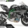TA14131 Kawasaki Ninja H2R 1/12