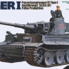TA35216 Ger. Tiger I Early Production 1/35