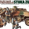 TA35151 STUKA ZU FUSS 1/35