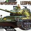 TA35064 German Leopard Med Tank Kit 1/35