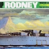 TA77502 HMS Battleship Rodney 1/700