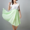 Chiffon Dancing Skirt (Lemonade)