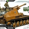 TA35358 German Self-Propelled Howitzer - Wespe `Italian Front`1/35