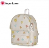 กระเป๋าเป้ยี่ห้อ Super Lover Sen Department of Small fresh canvas mini campus simple fashion Korea small bag (Preorder)