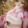 MSD Kimono Set - Akina no Hana