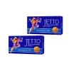 อาหารเสริมผู้ชาย Jetto เจทโตะ ของแท้ 2 กล่อง ราคาถูก 4400 บาท อาหารเสริมสำหรับผู้ชาย ยาแก้หลั่งเร็ว อาหารเสริมผู้ชาย ราคาถูก ยา เพิ่ม ขนาด