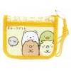 กระเป๋าสตางค์ห้อยคอ Sumikko Gurashi สีเหลือง