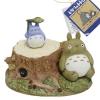 กล่องดนตรีเซรามิก My Neighbor Totoro (โตโตโร่หลบฝน)