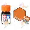 Enamel X26 Clear Orange 10ml