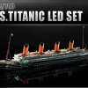 AC14220 R.M.S. TITANIC LED SET 1:700