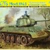 DRA6603 T-34/76 MOD.1943 FORMOCHKA (1/35)